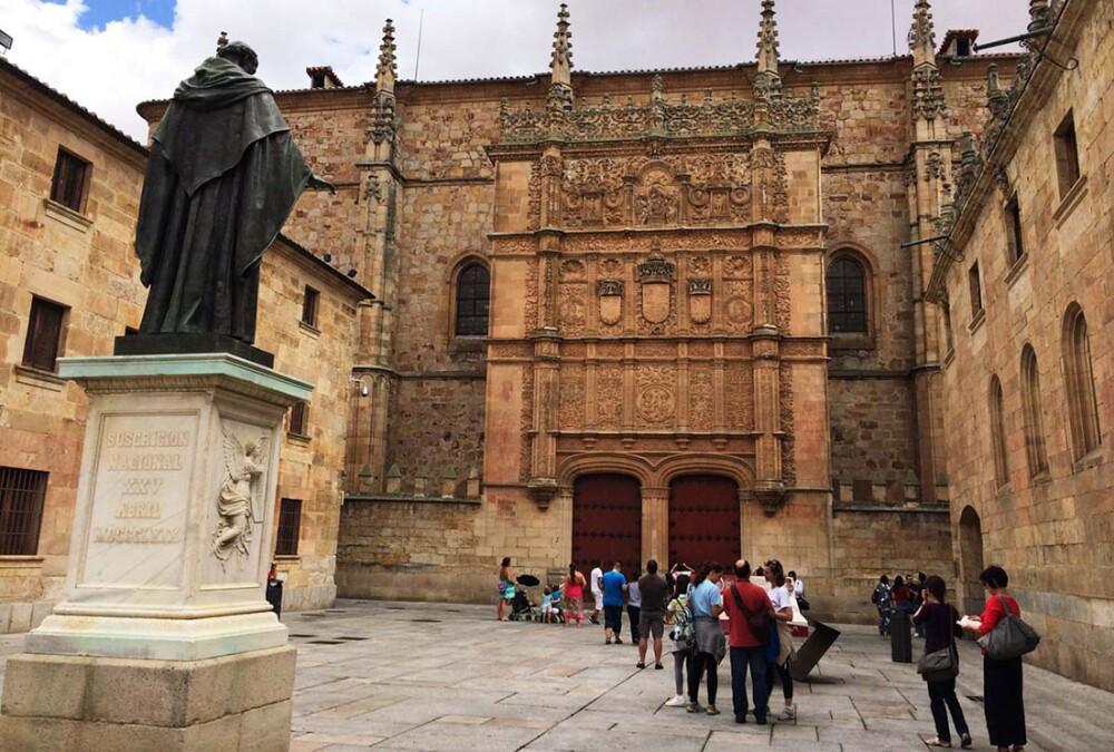 Universidad de Salamanca abrió convocatoria para becas