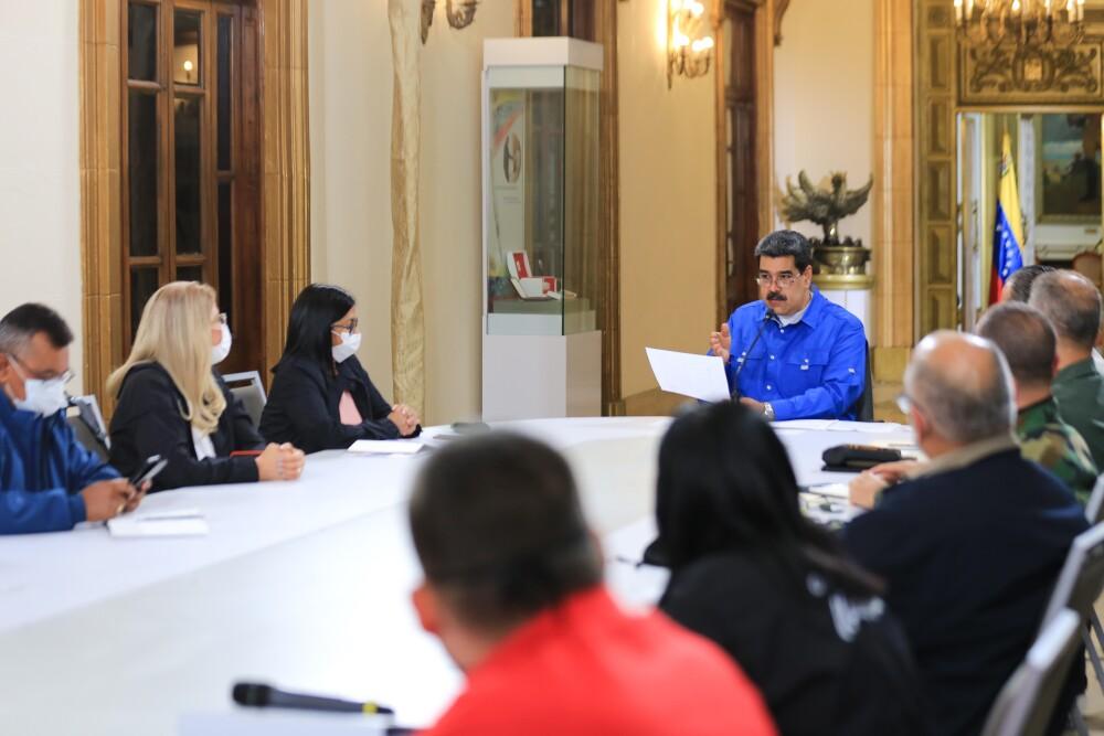 367373_Gobierno Nicolás Maduro // Foto: AFP