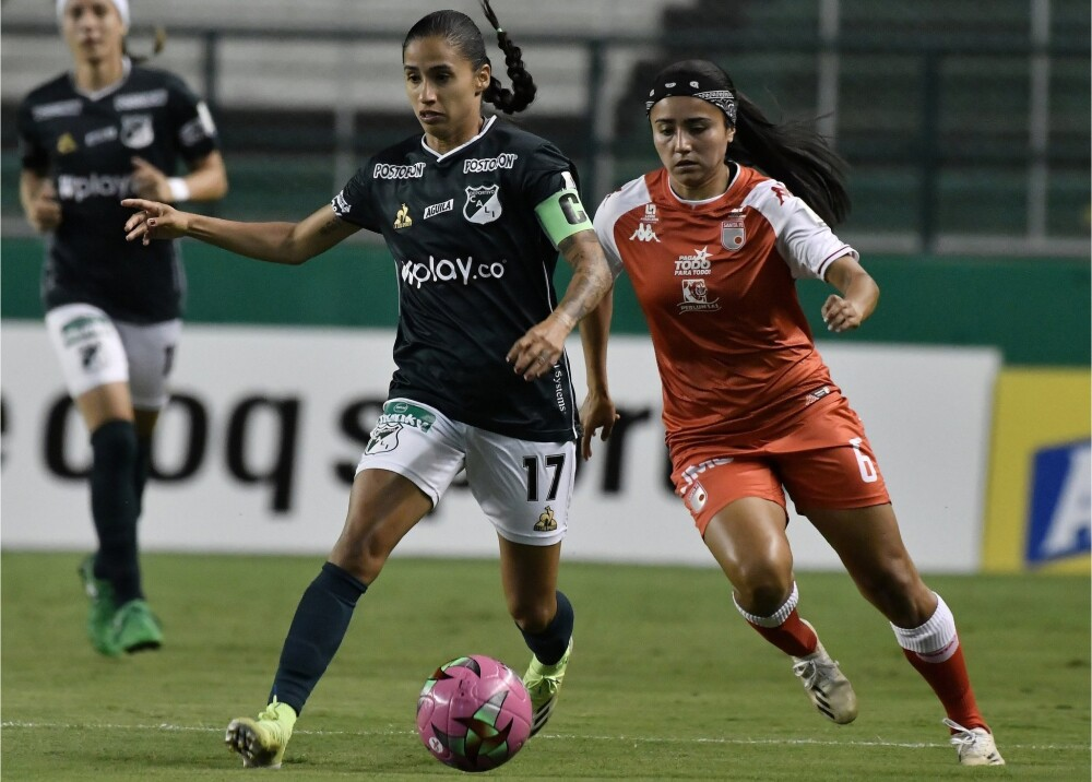Deportivo Cali se corona campeón de la Liga Femenina Foto Dimayor.jpg