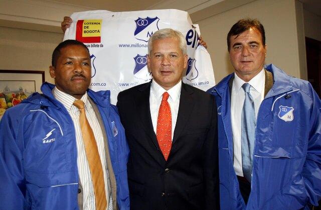 333266_Juan Carlos López, expresidente de Millonarios