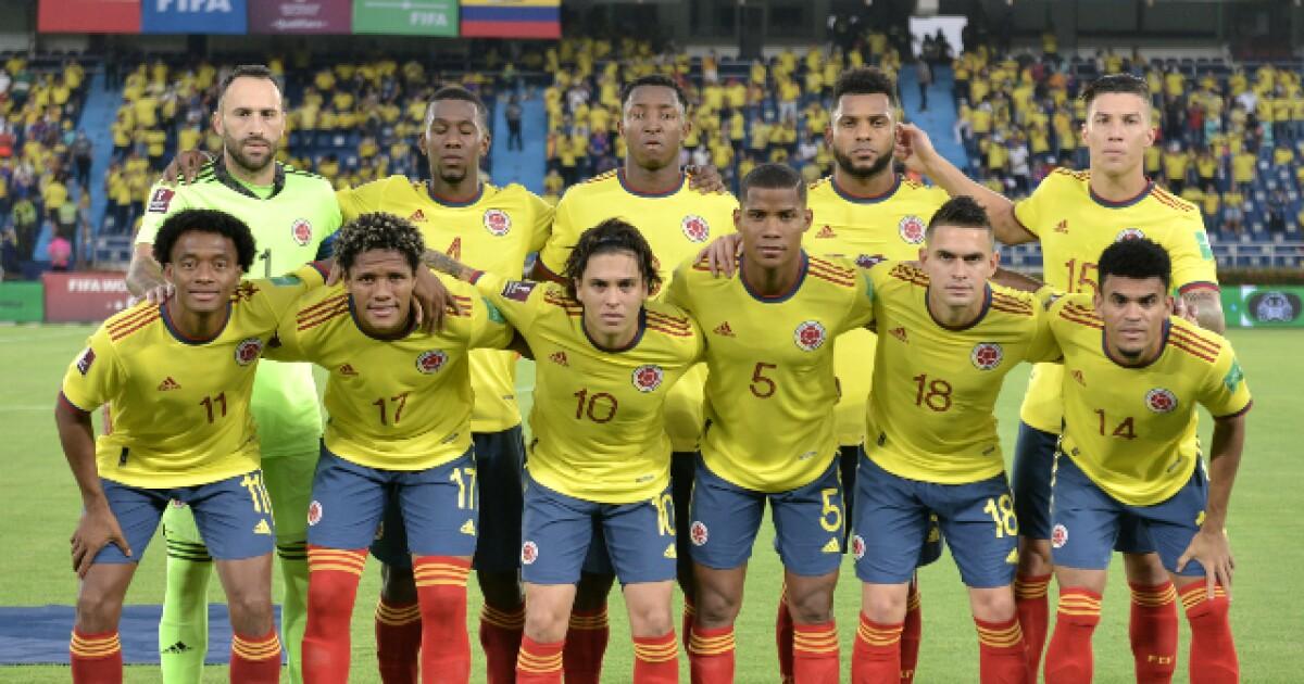 Mucho talento y billete: el equipo más valioso de los jugadores de la Selección Colombia