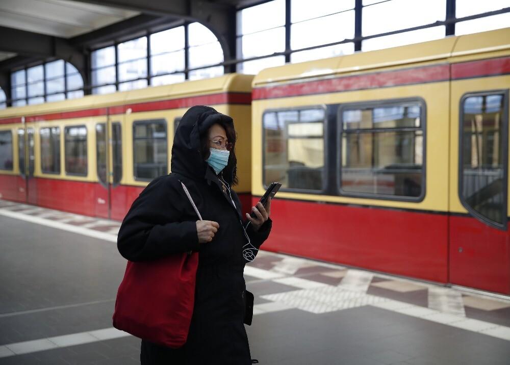 360289_Coronavirus en Alemania / Foto: AFP