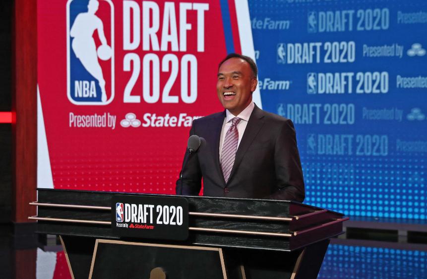 El draft de la NBA se llevará a acabo el 29 de julio de 2021.