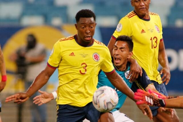 Óscar Murillo, previo al partido de Colombia contra Venezuela
