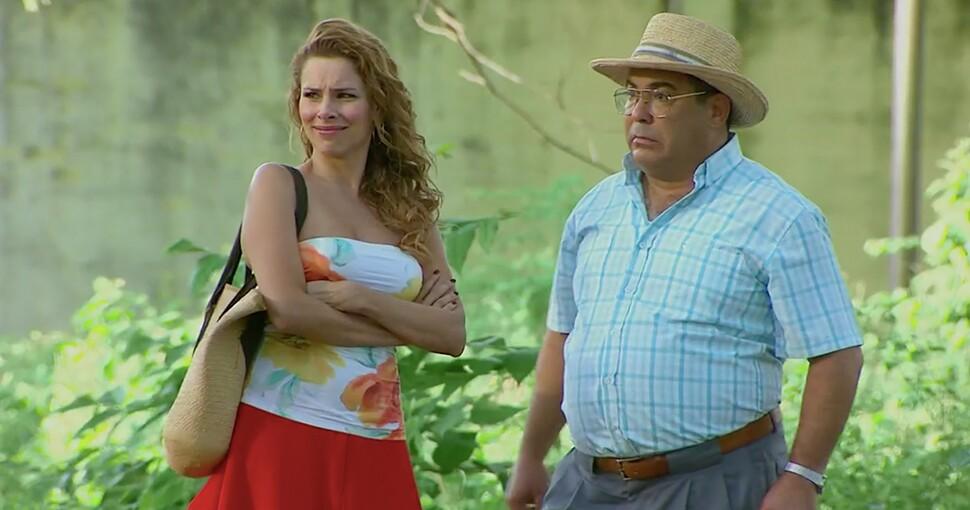 Jacinto y Mariela