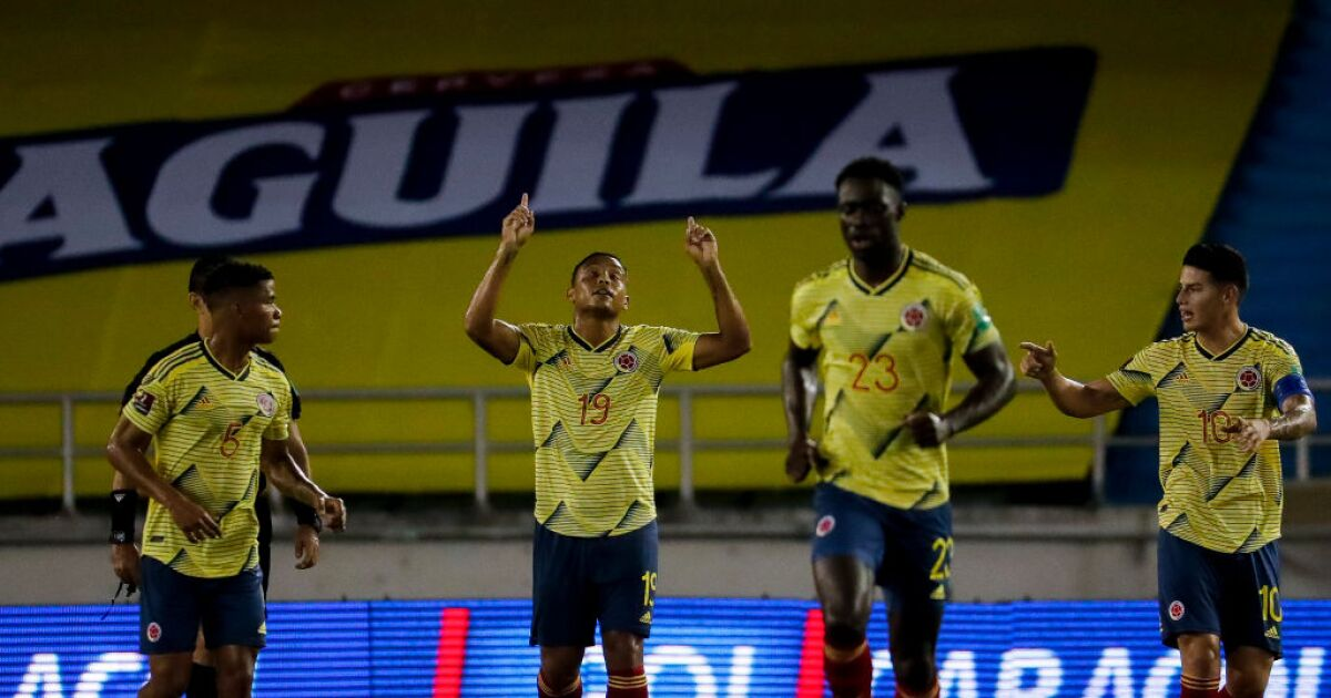 Ecuador vs. Colombia, EN VIVO este martes por Gol Caracol y www.golcaracol.com