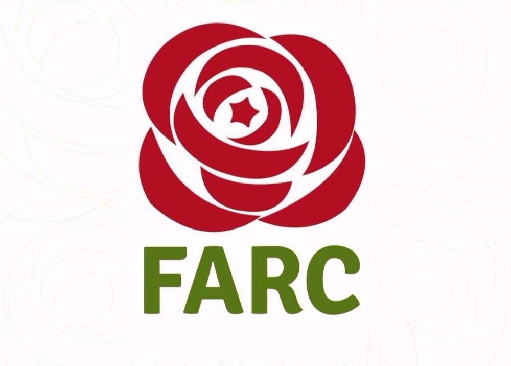 290739_BLU Radio. Logo Farc / Foto Twitter: @apa_prensa