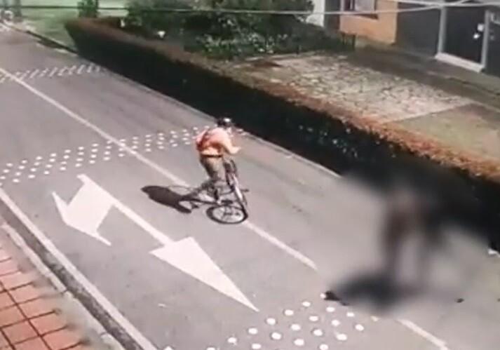 Empujan y causan la muerte a un hombre para robarlo en barrio La Estrada de Bogotá