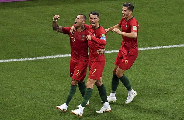 336708_Cristiano Ronaldo y Ricardo Quaresma