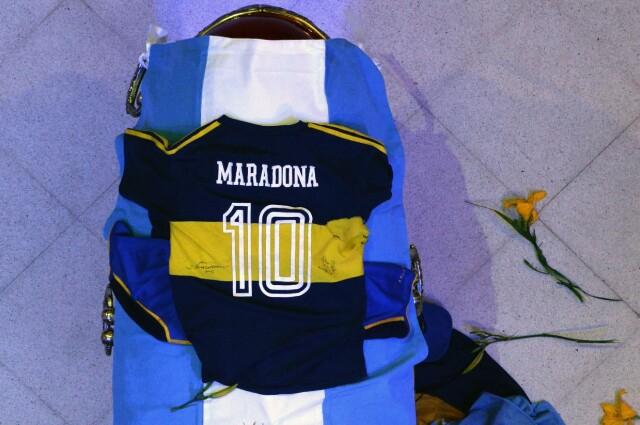 Velorio Diego Maradona