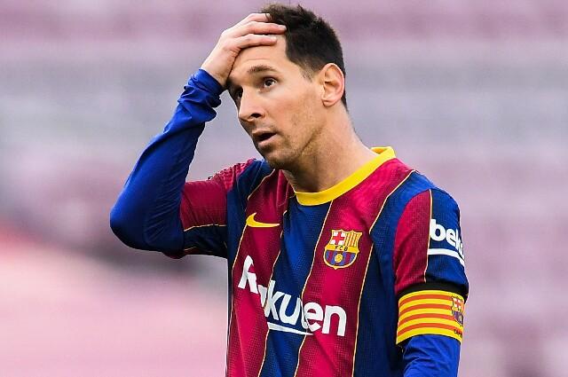 Lionel Messi, en FC Barcelona