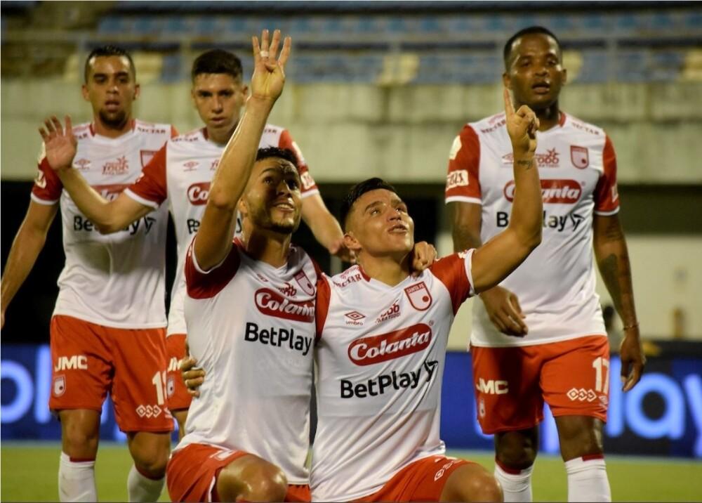 Independiente Santa Fe Foto DIMAYOR.jpg