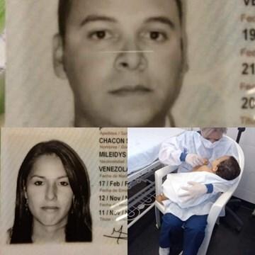 familia venezolana murió en Argentina