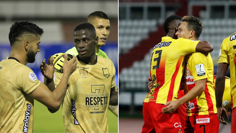 Águilas vs Pereira