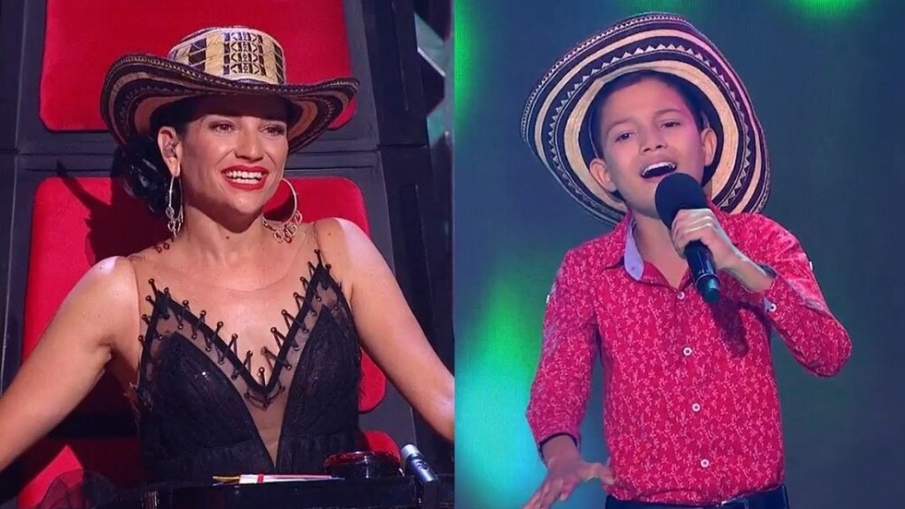 Llueven halagos sobre Natalia Jiménez por usar el sombrero vueltiao.