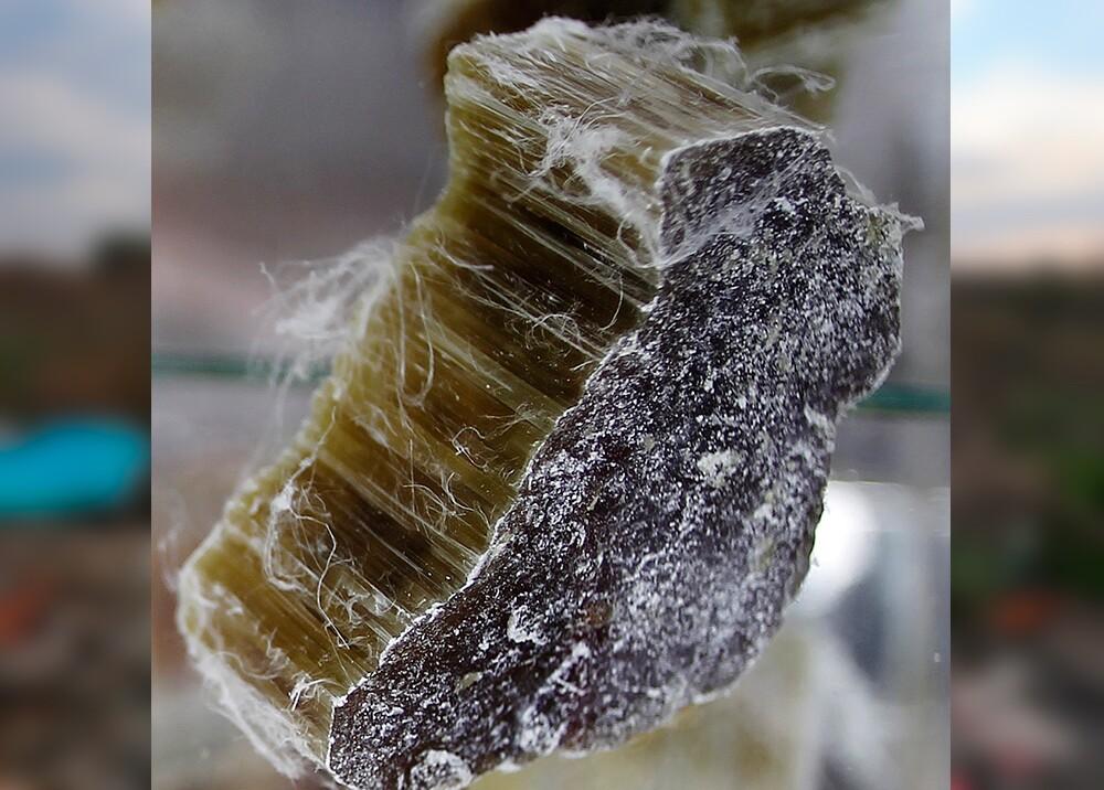 142163_Asbesto. Foto: Referencia AFP