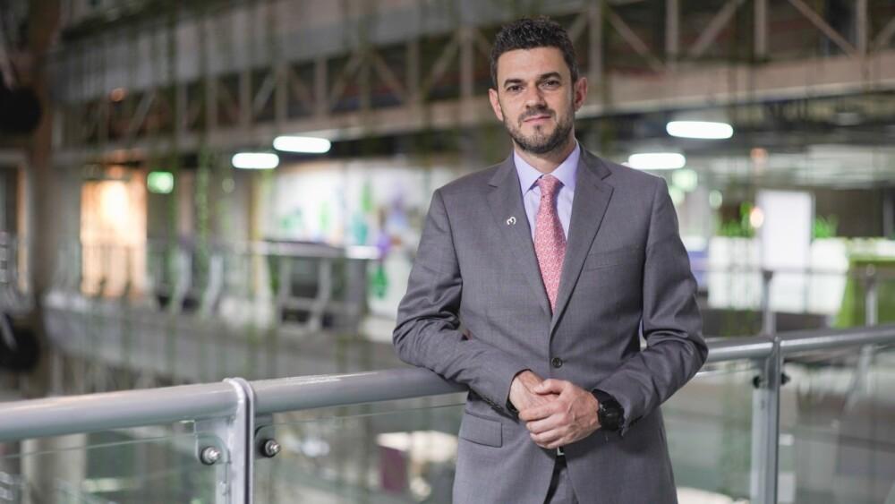 Alejandro Calderón Chatet, nuevo gerente de EPM