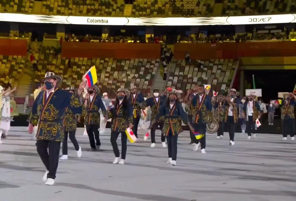 Colombianos en Juegos Olímpicos