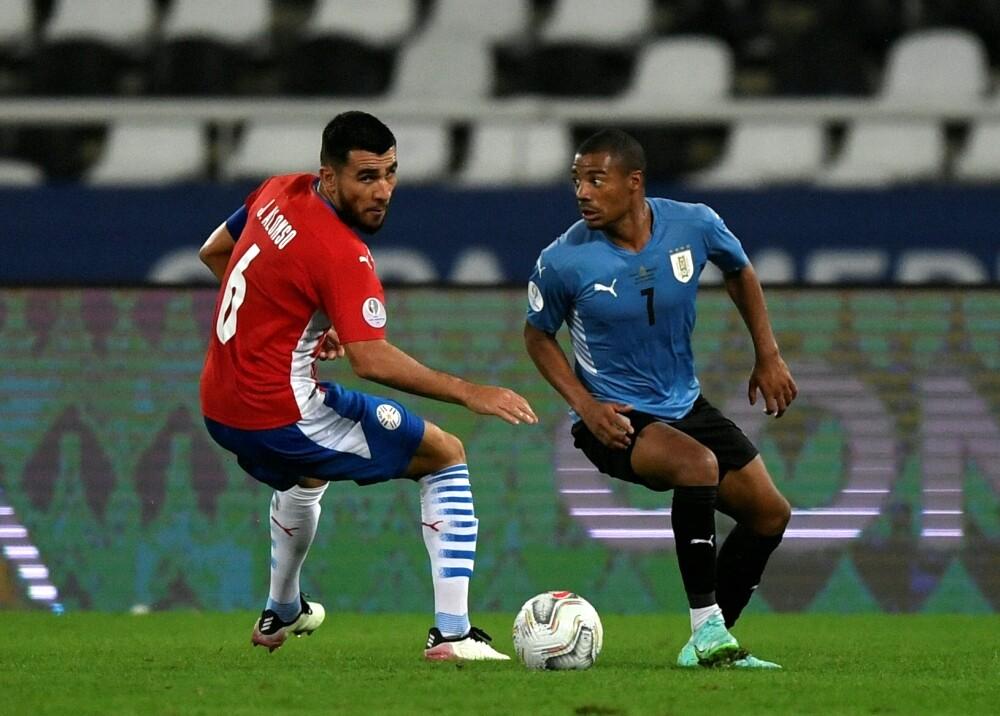 Paraguay Uruguay Foto aFP.