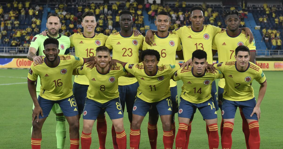 Juan Ferney Otero, positivo por coronavirus a su llegada a la Selección Colombia