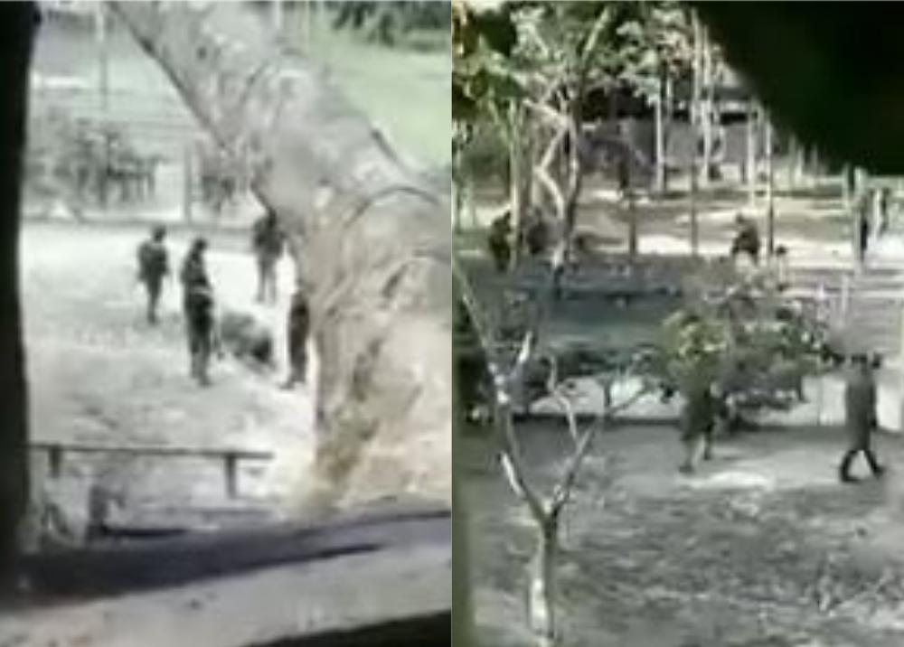 335650_BLU Radio // Presunta tortura en escuelas de entrenamiento // Captura de pantalla video
