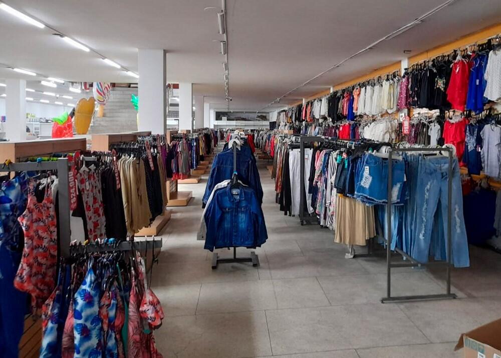 Comercio de ropa