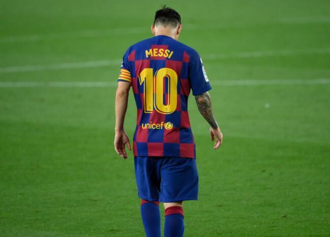 Messi // Foto: AFP