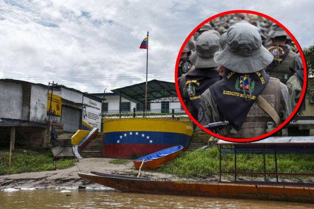 Población de La Victoria (Apure, Venezuela) - Guardia Bolivariana.jpeg