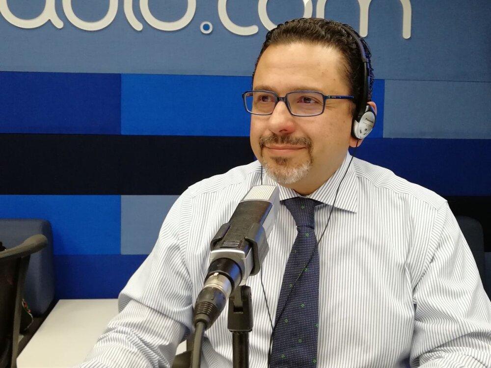 342235_BLU Radio// Miguel Ceballos, alto comisionado de Paz. Foto: BLU Radio