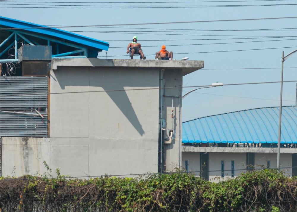 Motín en cárcel de Ecuador Foto AFP.jpg