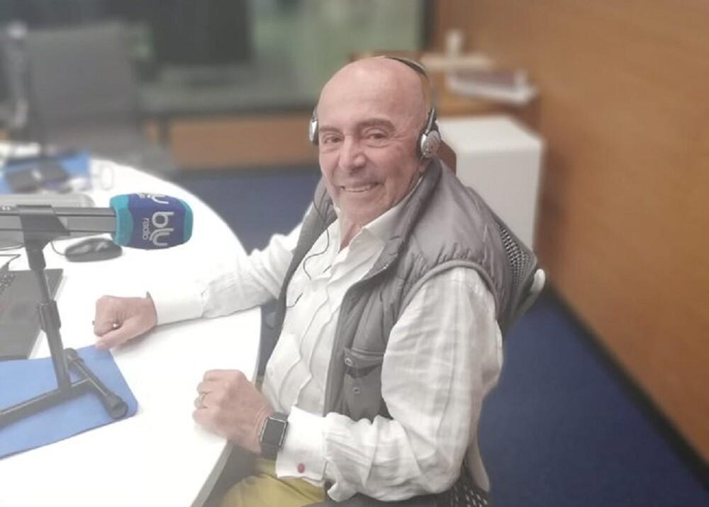 333674_Gustavo Quintana - Foto: BLU Radio