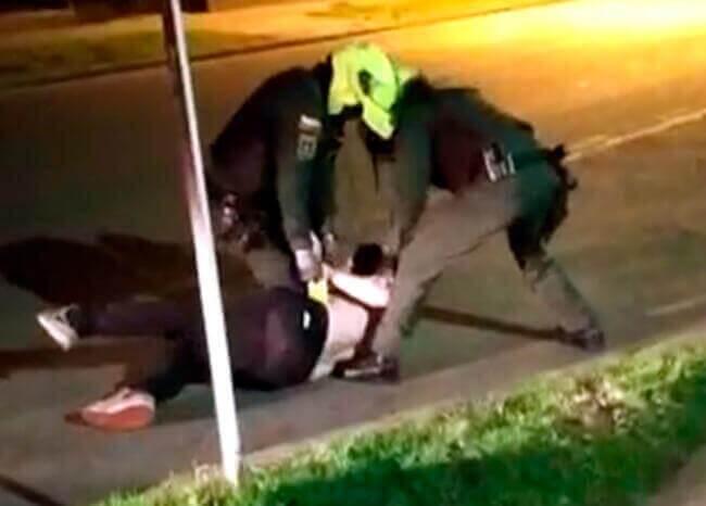 Caso Javier Ordóñez - abuso policial