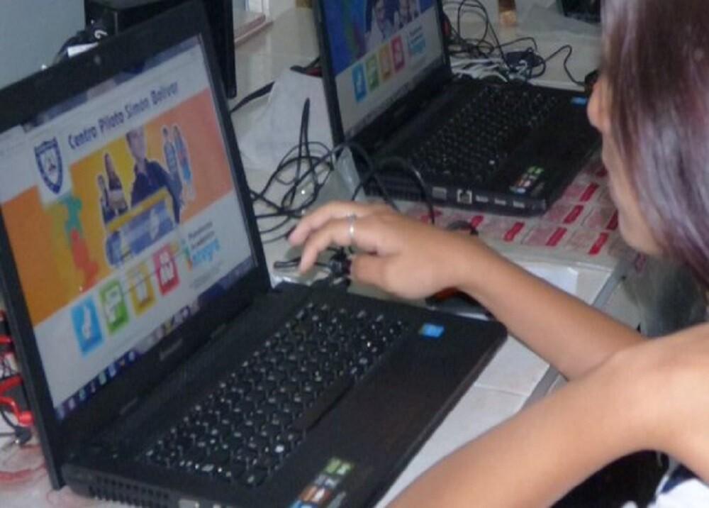 Internet en escuelas