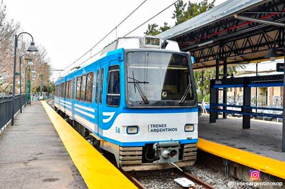 Trenes de Argentina