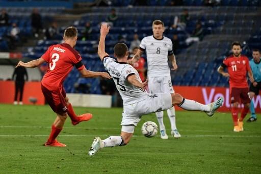 Widmer gol vs Alemania