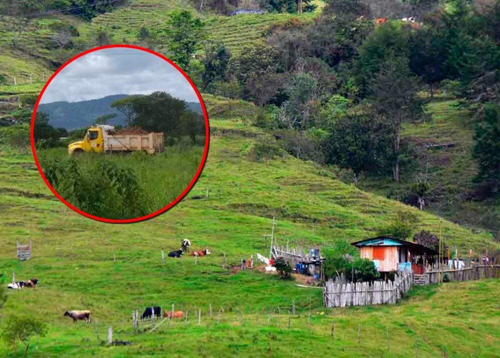 Uso de la tierra // Fotos: DNP - Alcaldía de Yopal, imágenes de referencia