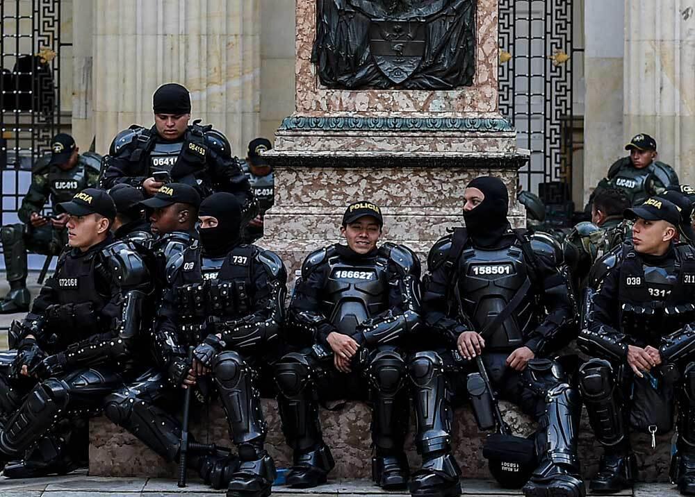 353211_Esmad / Foto: AFP
