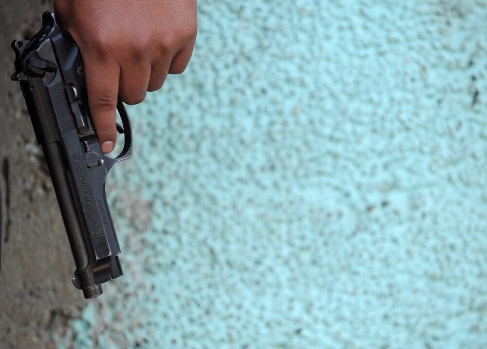 286513_BLU Radio. Armas, muertes violentas - AFP