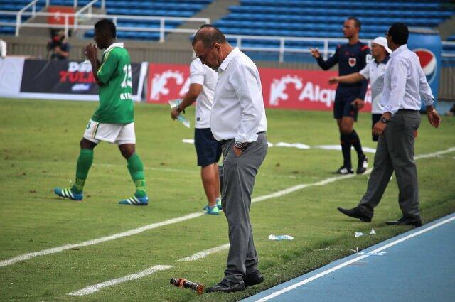 335227_José Alberto Suárez, técnico colombiano