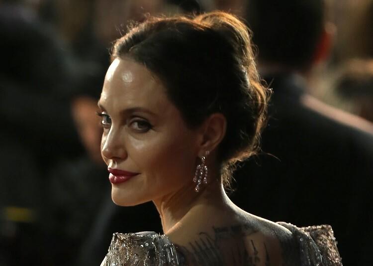 Angelina Jolie foto afp para nota febrero 2 2021
