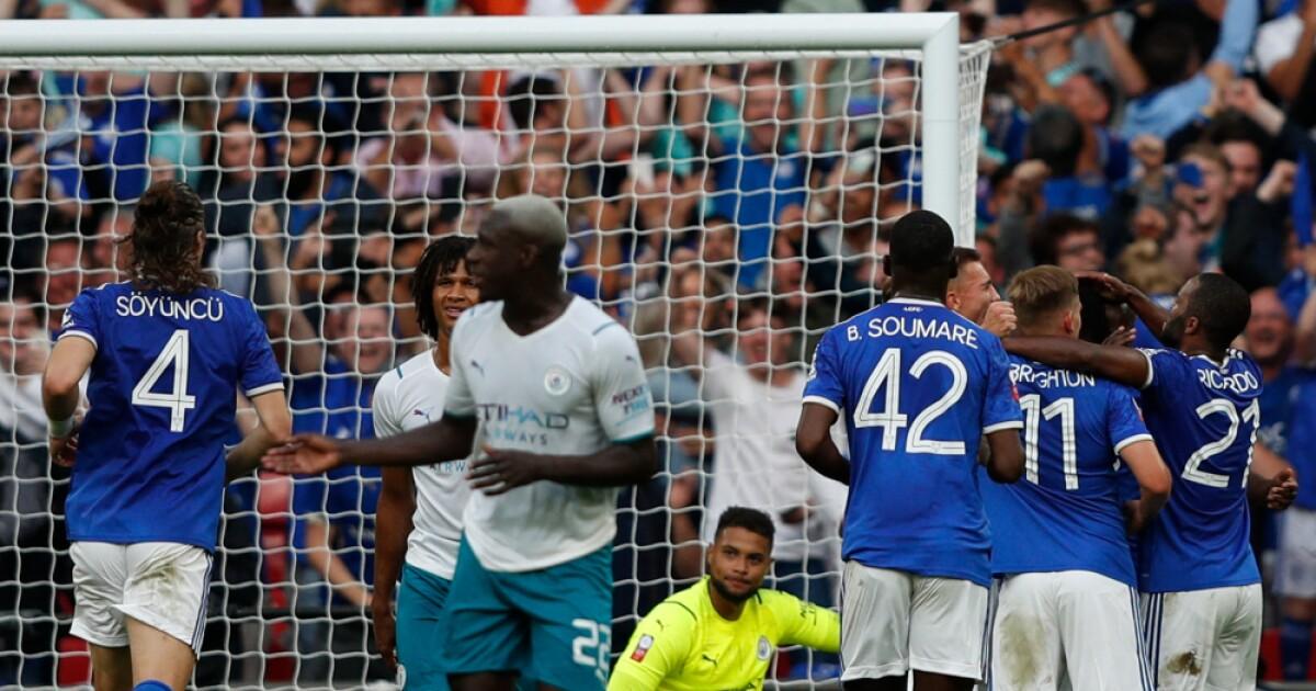 Manchester City pierde la final de la Community Shield en el debut de su millonaria incorporación