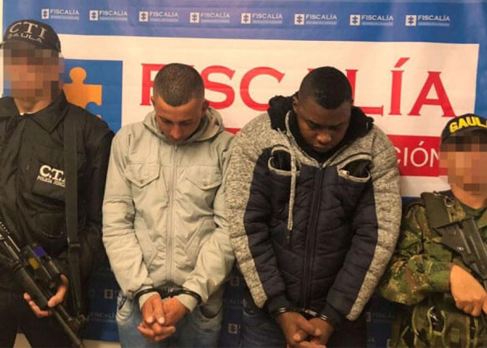 336656_BLU Radio. Cárcel para 3 hombres por secuestro de 27 personas / Foto: Fiscalía