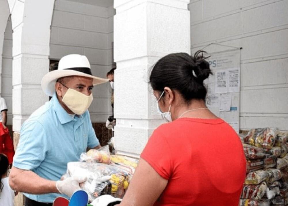 369993_BLU Radio: Alcalde de San José de Miranda / Foto: Suministrada