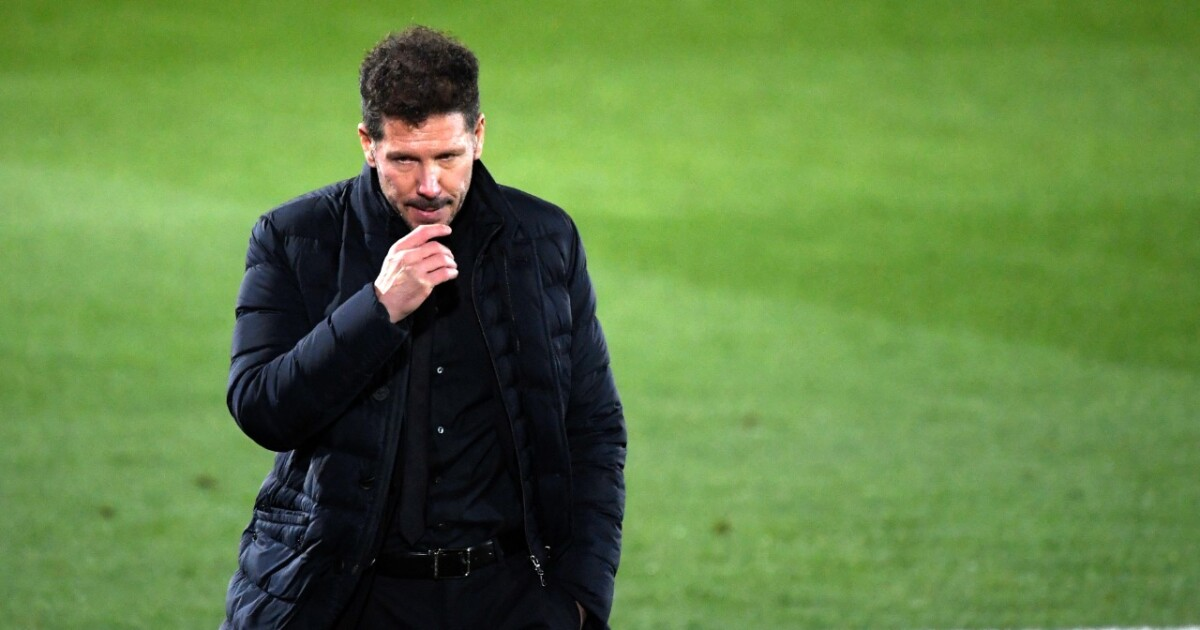 """Diego Simeone, sobre el Real Madrid vs Barcelona: """"No nos va a cambiar mucho el resultado que haya"""""""