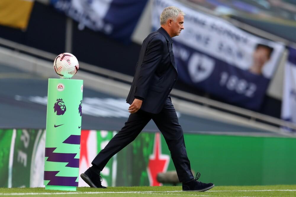 Jose Mourinho Tottenham 160920 AFP E.jpg