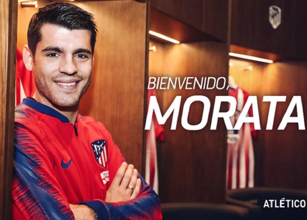 325960_BLU Radio. Álvaro Morata / Foto: Atlético de Madrid