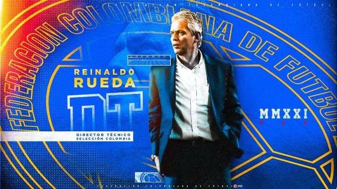 Reinaldo Rueda Director Técnico Selección Colombia