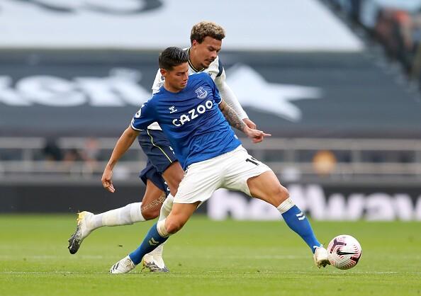 Crónica Everton Tottenham