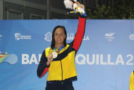 Isabella Arcila representará a Colombia en los Juegos Olímpicos de Tokio 2020.
