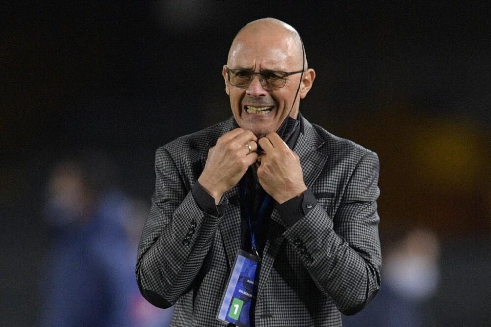 Alfredo Arias, entrenador del Cali
